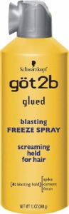 got2b Blasting Freeze Hairspray 12oz