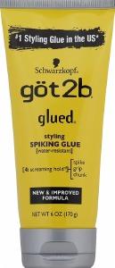 got2b Glued Styling Spiking Glue 6oz