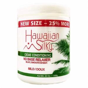 Hawaiian Silky No Base Relaxer 20oz Mild