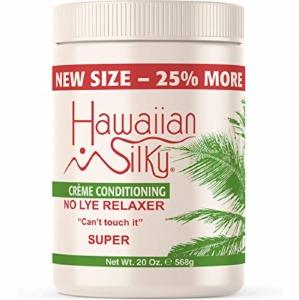 Hawaiian Silky No Lye Relaxer 20oz Super