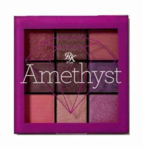 Ruby Kisses 9 Color Eyeshadow Set Amethyst #RMPS01