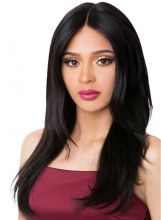 Remy Human Hair Swiss Lace Front Wig Alphina