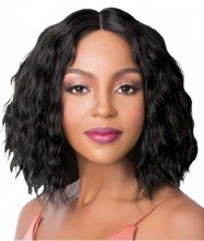 Remy Human Hair Swiss Lace Front Wig Tiana