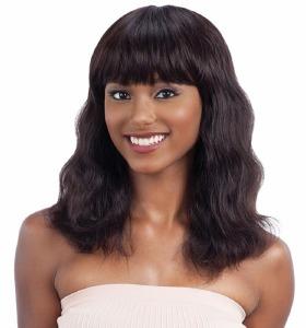 Nude 100% Brazilian Natural Human Hair S-Wave