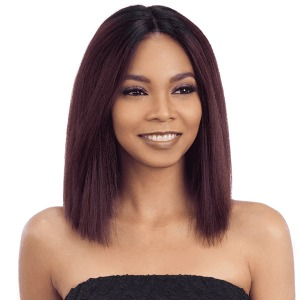 Nude Human Hair Lace Front Wig SweetPea