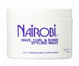 Nairobi Curl & Shine Styling Waxx 4oz