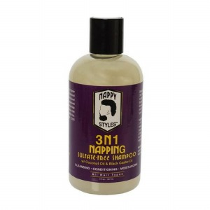 Nappy Styles 3-in-1 Sulfate-Free Shampoo