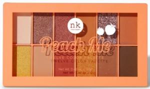 Nicka K Twelve Color Palette Peach Me #ES12B1