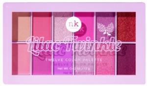 Nicka K Twelve Color Palette Lilac Twinkle #ES12B3