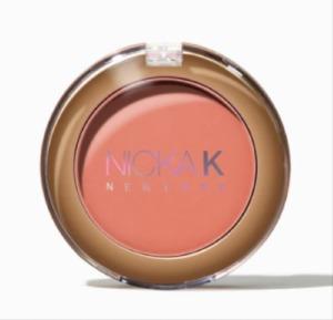 Nicka K Mineral Blush Peach #MP611