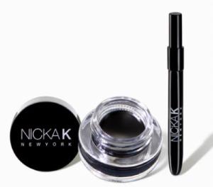 Nicka K Gel Eyeliner Black #NGE01