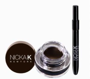 Nicka K Gel Eyeliner Brown #NGE02