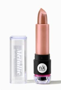 Nicka K Metallic Lipstick Moonlight #NKB21