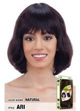 Nude Brazilian Natural 100% Human Hair Ari