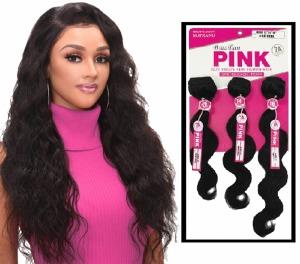 Soprano Brazilian Pink Virgin Remy Bundle Pack Body Wave