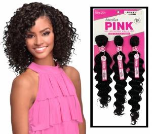Soprano Brazilian Pink Virgin Remy Bundle Pack Deep