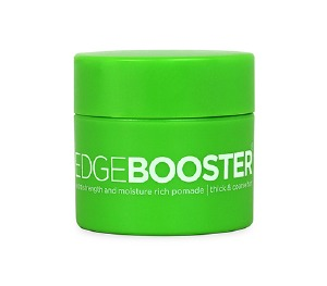 Edge Booster Extra Strength and Moisture Rich Pomade Emerald 0.5oz