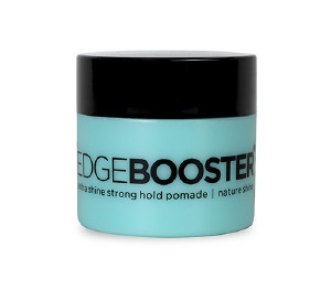 Edge Booster Extra Shine Strong Hold Pomade Nature Shine 0.5oz