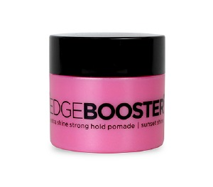 Edge Booster Extra Shine Strong Hold Pomade Sunset Shine 0.5oz