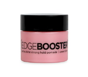 Edge Booster Extra Shine Strong Hold Pomade Sweet Shine 0.5oz