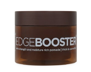 Edge Booster Extra Strength and Moisture Rich Pomade Amber 3.38oz