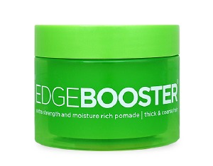 Edge Booster Extra Strength and Moisture Rich Pomade Emerald 3.38oz