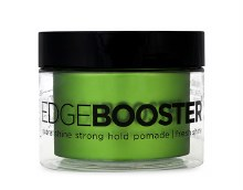 Edge Booster Extra Shine Strong Hold Pomade Fresh Shine 3.38oz
