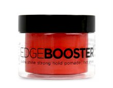 Edge Booster Extra Shine Strong Hold Pomade Hot Shine 3.38oz
