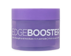 Edge Booster Extra Strength and Moisture Rich Pomade Violet Crystal 3.38oz