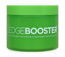 Edge Booster Extra Strength and Moisture Rich Pomade Emerald 9.46oz