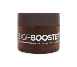 Edge Booster Extra Strength and Moisture Rich Pomade Amber 0.85oz