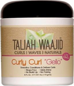 Taliah Waajid Curly Curl Gello 6oz
