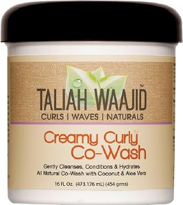 Taliah Waajid Creamy Curly Co-Wash 16oz