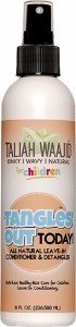 Taliah Waajid Children Tangles Out Today Conditioner & Detangler 8oz