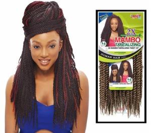 2X Mambo Tantalizing Twist Braid 14 Inch