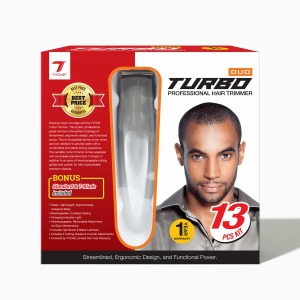 Tyche Turbo Duo Hair Trimmer