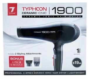 Tyche TP-1900 Typhoon Dryer