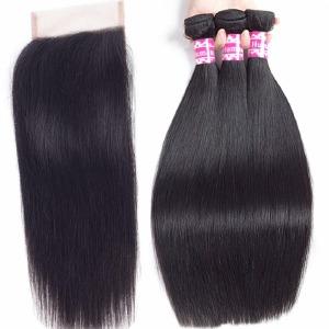 Vine Unprocessed Virgin Hair 3pc Straight