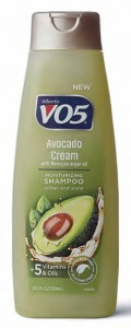 VO5 Avocado Cream Shampoo 12.5oz