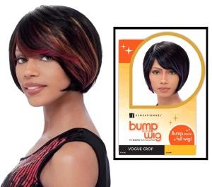 Sensationnel Bump Collection Wig Vogue Crop