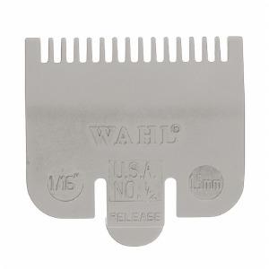 WAHL Nylon Cutting Guide Light Grey #1/2