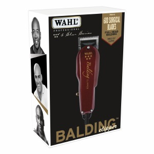 WAHL Professional 5 Star Balding Clipper #8110