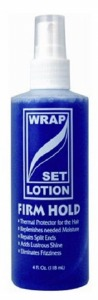 African Essence Wrap/Set Lotion Firm Hold 4oz