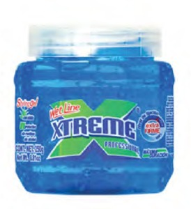 Xtreme Gel, Blue 8.8oz