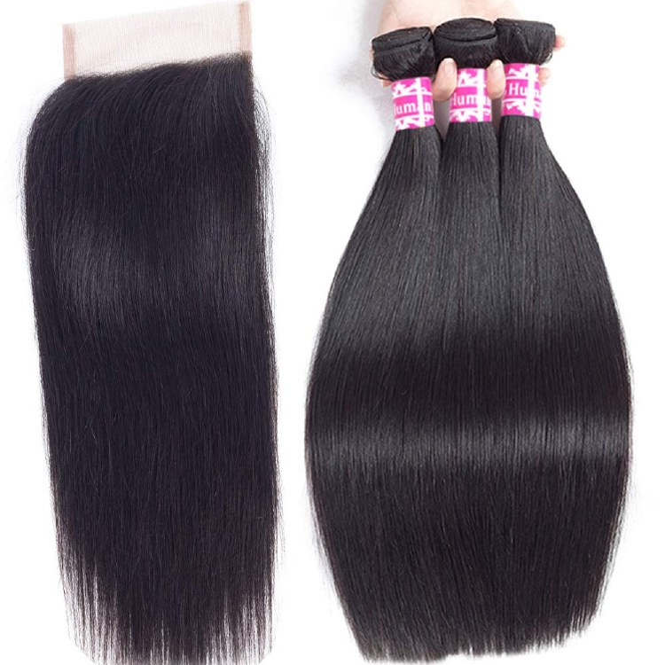 Vine Unprocessed Virgin Hair 3pc Straight