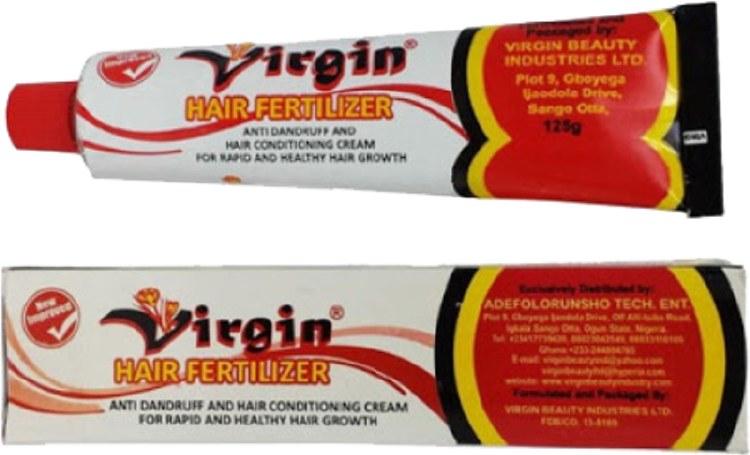 Virgin Hair Fertilizer Hair Growth Cream 150G
