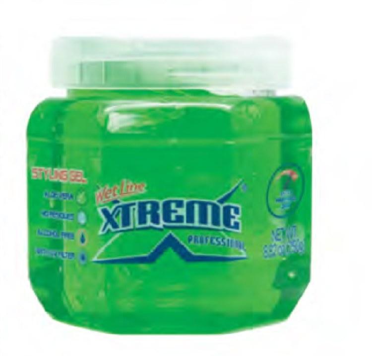 Xtreme Gel, Green 8.8oz
