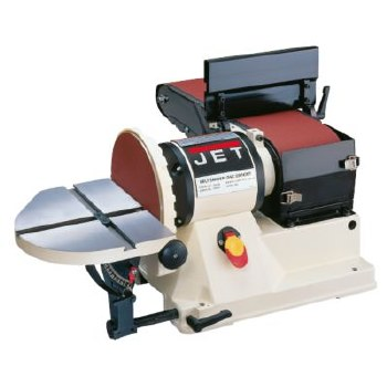 "6x48 BELT, 9"" DISC SANDER BENCHTOP MODEL"