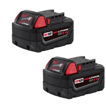 M18 BATTERY XC 5.0 2-PACK