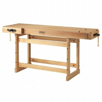 Scandi Plus 1825 Workbench with SM03 Cabinet and Scandi Plus Accessory Kit Combo